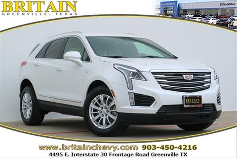 2017 Cadillac XT5 for sale in Greenville, TX
