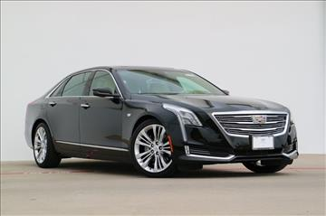 2016 Cadillac CT6 for sale in Greenville, TX