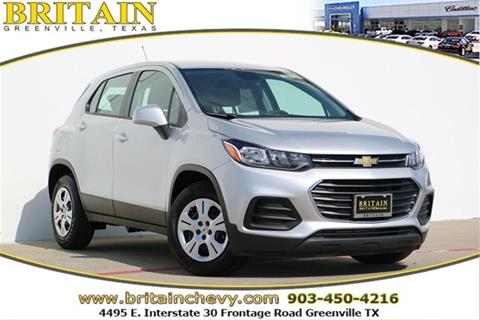 2018 Chevrolet Trax for sale in Greenville, TX