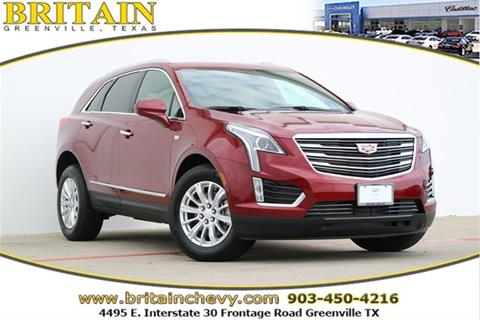 2018 Cadillac XT5 for sale in Greenville, TX