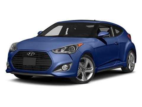 2013 Hyundai Veloster Turbo for sale in Greenville, TX
