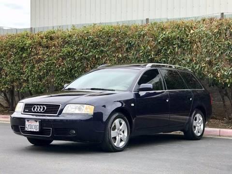 2002 Audi A6 for sale in San Jose, CA