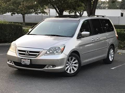 2005 Honda Odyssey for sale in San Jose, CA
