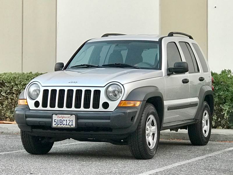 2006 Jeep Liberty For Sale At Carfornia In San Jose CA