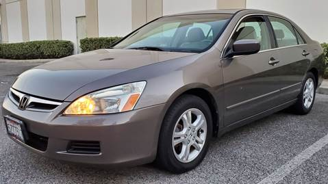 2007 Honda Accord for sale in San Jose, CA