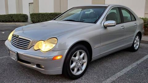 2002 Mercedes-Benz C-Class for sale in San Jose, CA