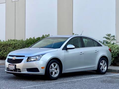 2014 Chevrolet Cruze for sale at Carfornia in San Jose CA