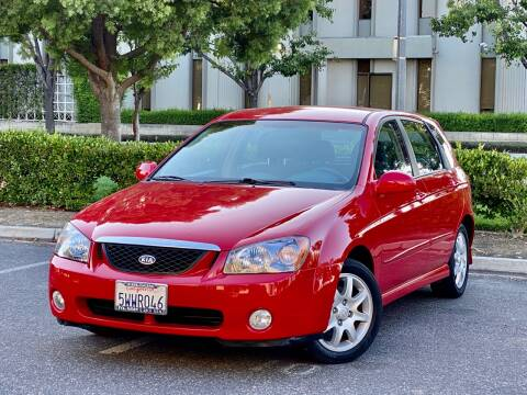2006 Kia Spectra for sale at Carfornia in San Jose CA