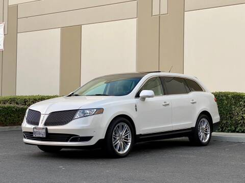2014 Lincoln MKT for sale at Carfornia in San Jose CA