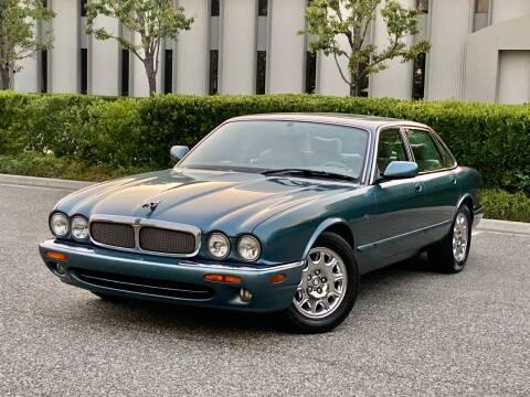 1999 Jaguar XJ-Series for sale at Carfornia in San Jose CA