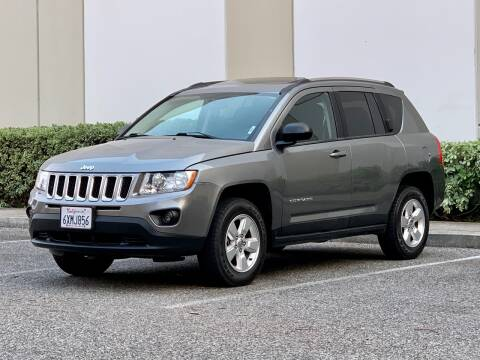 2013 Jeep Compass for sale at Carfornia in San Jose CA