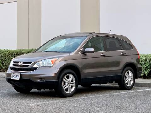 2010 Honda CR-V for sale at Carfornia in San Jose CA