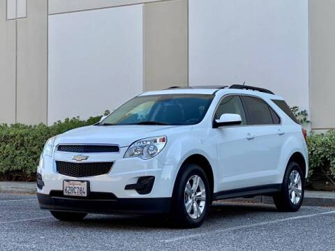 2013 Chevrolet Equinox for sale at Carfornia in San Jose CA