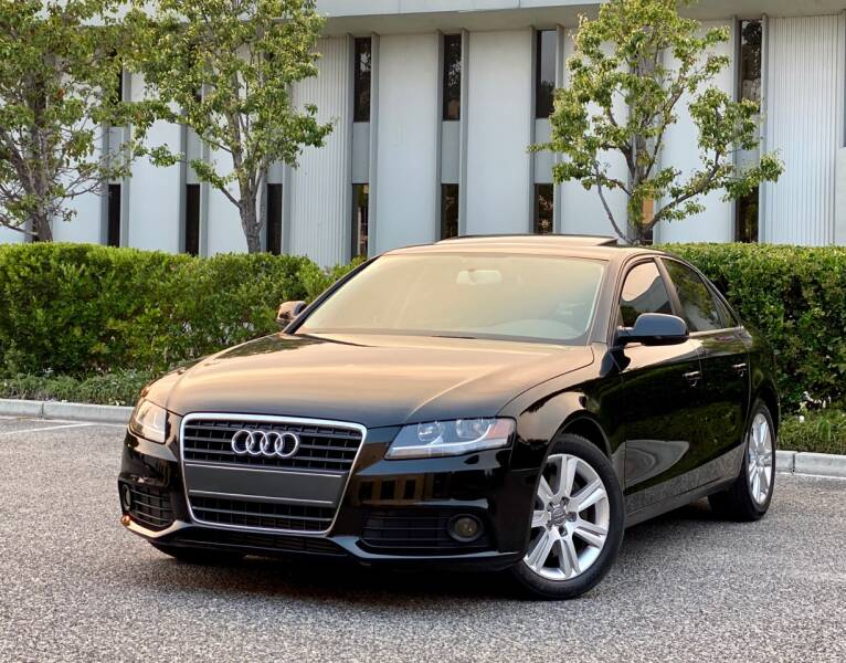 2011 Audi A4 for sale at Carfornia in San Jose CA