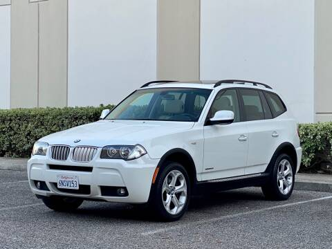 2010 BMW X3 for sale at Carfornia in San Jose CA