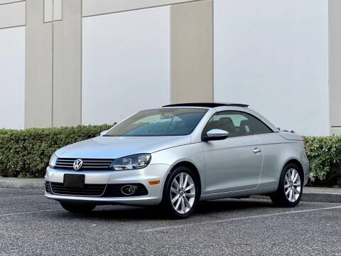 2012 Volkswagen Eos for sale at Carfornia in San Jose CA