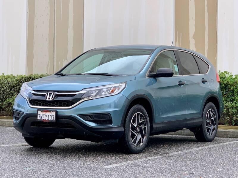 2016 Honda CR-V for sale at Carfornia in San Jose CA