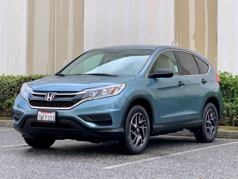 2016 Honda CR-V for sale at Carfornia in San Jose CA