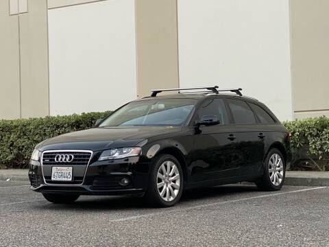 2012 Audi A4 for sale at Carfornia in San Jose CA
