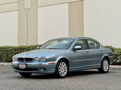 2003 Jaguar X-Type for sale at Carfornia in San Jose CA