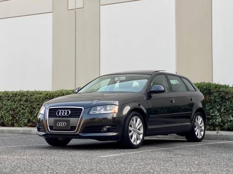 2009 Audi A3 for sale at Carfornia in San Jose CA