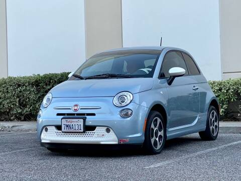 2015 FIAT 500e for sale at Carfornia in San Jose CA
