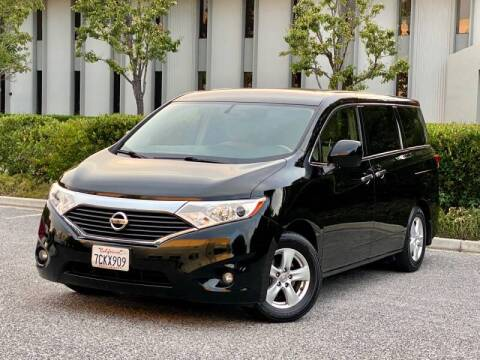 2013 Nissan Quest for sale at Carfornia in San Jose CA