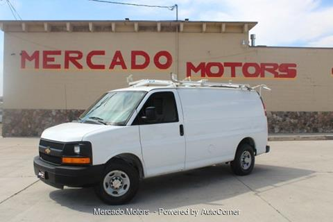 chevrolet express cargo for sale in colorado