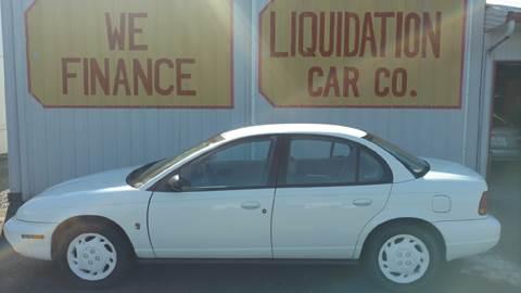 1996 Saturn S-Series for sale in Bellingham, WA