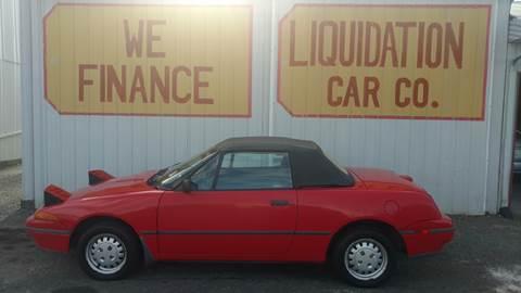 1991 Mercury Capri for sale in Bellingham, WA