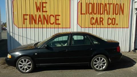 2001 Audi A4 for sale in Bellingham, WA
