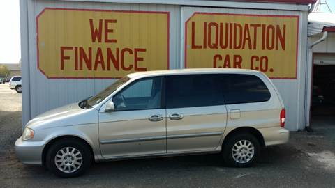 2003 Kia Sedona for sale in Bellingham, WA