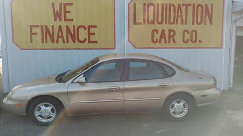 1997 Ford Taurus for sale in Bellingham, WA