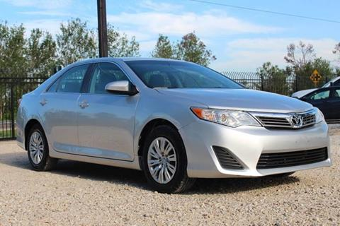 2013 Toyota Camry for sale in Katy, TX