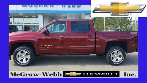 2017 Chevrolet Silverado 1500 for sale in Camden, AL