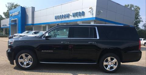 2017 Chevrolet Suburban for sale in Camden, AL