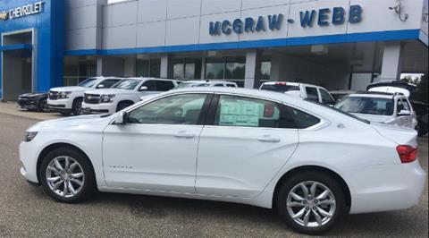 2018 Chevrolet Impala for sale in Camden, AL