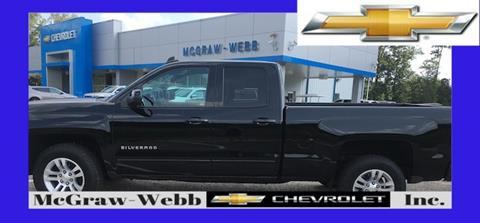 2015 Chevrolet Silverado 1500 for sale in Camden, AL