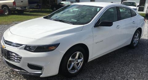 2017 Chevrolet Malibu for sale in Camden, AL