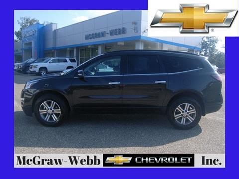 2017 Chevrolet Traverse for sale in Camden, AL