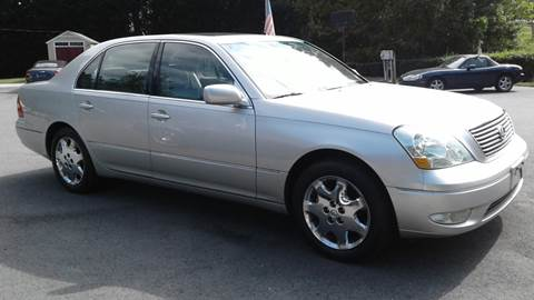 2002 Lexus LS 430 for sale in Winston Salem, NC