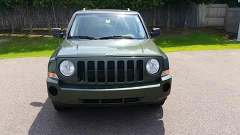 2009 Jeep Patriot for sale in Winooski, VT