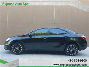 2014 Toyota Corolla for sale in Chandler, AZ