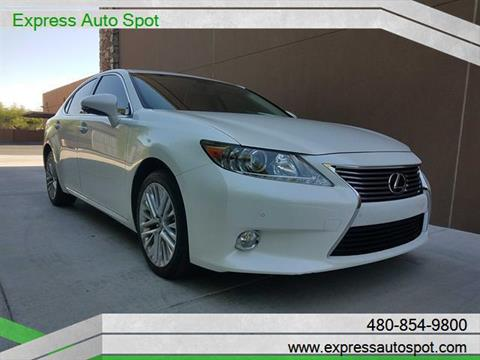 2013 Lexus ES 350 for sale in Chandler, AZ