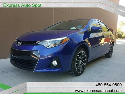 2015 Toyota Corolla for sale in Chandler, AZ