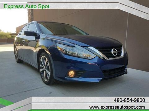 2017 Nissan Altima for sale in Chandler, AZ