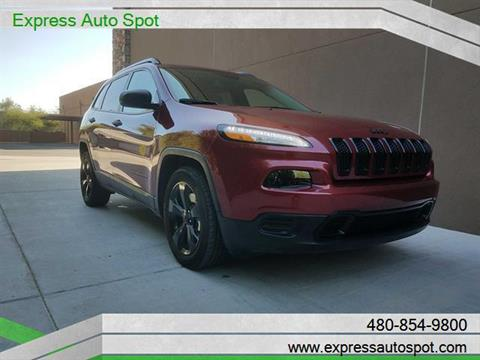 2017 Jeep Cherokee for sale in Chandler, AZ