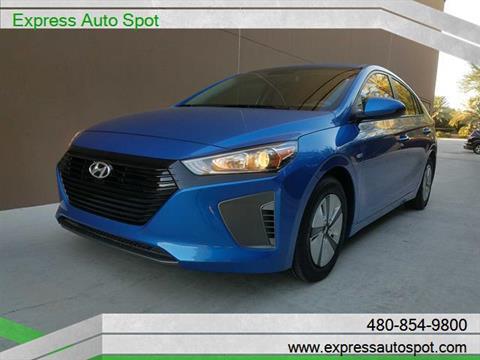 2017 Hyundai Ioniq Hybrid for sale in Chandler, AZ