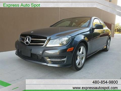 2014 Mercedes-Benz C-Class for sale in Chandler AZ