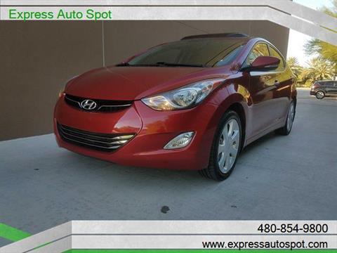 2013 Hyundai Elantra for sale in Chandler AZ
